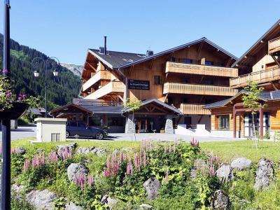 Vacances en montagne Résidence le Grand Ermitage - Châtel