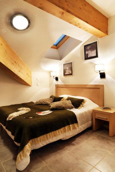 Vacances en montagne Résidence le Grand Ermitage - Châtel - Chambre mansardée