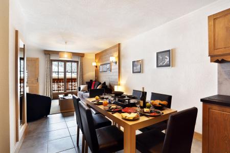 Vacances en montagne Résidence le Grand Ermitage - Châtel - Salle à manger