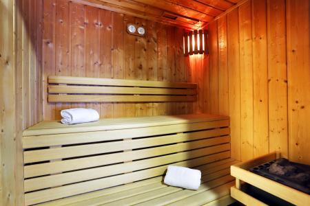 Vacances en montagne Résidence le Grand Ermitage - Châtel - Sauna
