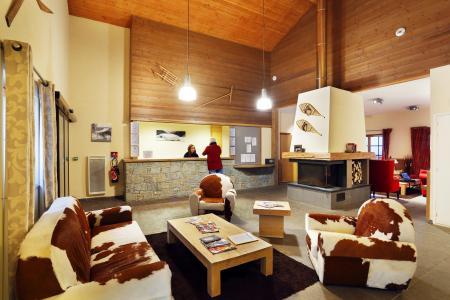 Vacances en montagne Résidence le Grand Lodge - Châtel - Réception
