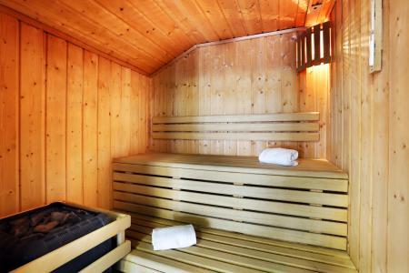 Vacances en montagne Résidence le Grand Lodge - Châtel - Sauna