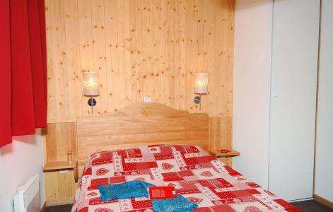 Vacances en montagne Résidence le Grand Panorama 1 - Valmeinier - Chambre
