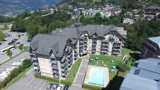 Location au ski Résidence le Grand Panorama - Saint Gervais - Extérieur été