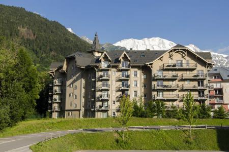 Rent in ski resort Résidence le Grand Panorama - Saint Gervais - Summer outside
