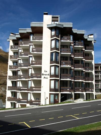 Location au ski Residence Le Grand Pre - Tignes - Extérieur été