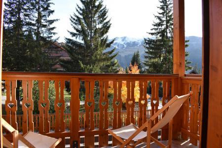 Vacances en montagne Studio 4 personnes (108) - Résidence le Grand-Sud - Méribel