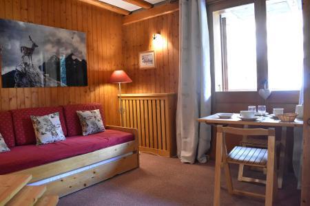Vacances en montagne Studio 3 personnes (202) - Résidence le Grand-Sud - Méribel