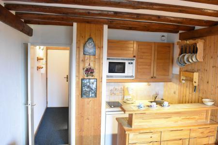 Vacances en montagne Studio 4 personnes (113) - Résidence le Grand-Sud - Méribel