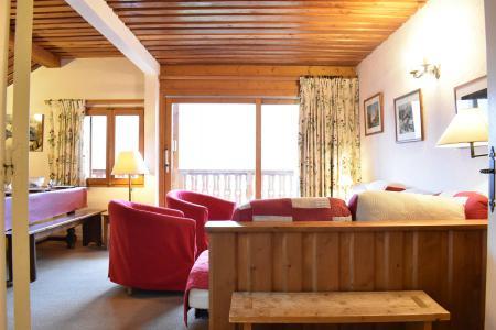Vacances en montagne Appartement 3 pièces cabine 6 personnes (405) - Résidence le Grand-Sud - Méribel - Logement