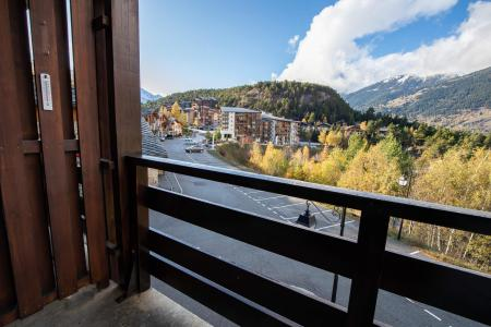 Rent in ski resort Studio sleeping corner 4 people (NO40GV) - Résidence le Grand Vallon - La Norma - Summer outside