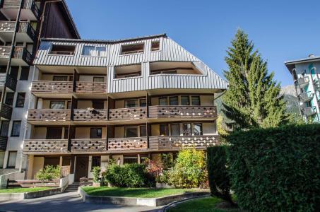 Location au ski Résidence le Grepon - Chamonix - Extérieur été