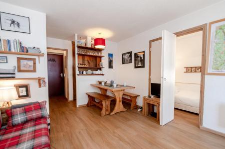 Vacances en montagne Appartement 3 pièces 4 personnes - Résidence le Grepon - Chamonix - Séjour