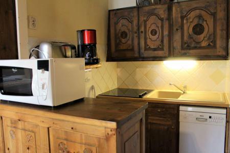 Rent in ski resort 2 room duplex apartment 6 people (025) - Résidence le Hameau - Vars - Summer outside