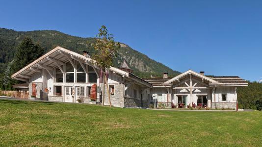 Location à Les Houches, Résidence le Hameau de Pierre Blanche