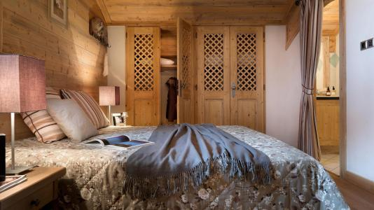 Vacances en montagne Résidence le Hameau de Pierre Blanche - Les Houches - Chambre