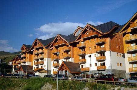 Location au ski Residence Le Hameau De Saint Francois - Saint-François Longchamp - Extérieur été