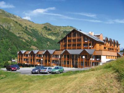 Location au ski Residence Le Hameau De Valloire - Valloire - Extérieur été