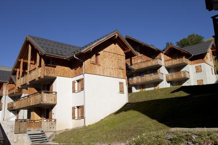 Location à Albiez Montrond, Résidence le Hameau des Aiguilles