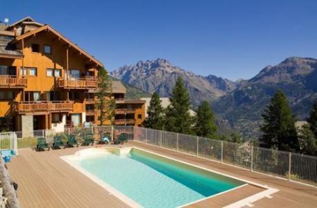 Location au ski Residence Le Hameau Des Ecrins - Puy-Saint-Vincent - Extérieur été