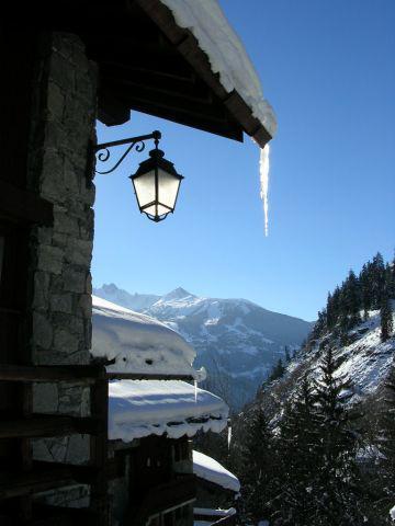 Vakantie in de bergen Résidence le Hameau des Rochers - Champagny-en-Vanoise