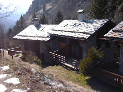 Alquiler Champagny-en-Vanoise : Résidence le Hameau des Rochers verano