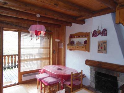 Vacances en montagne Chalet 3 pièces 6 personnes (AncolieCL) - Résidence le Hameau des Rochers - Champagny-en-Vanoise