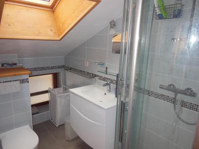 Vakantie in de bergen Chalet 7 kamers 12 personen (IsardCH) - Résidence le Hameau des Rochers - Champagny-en-Vanoise - Douche