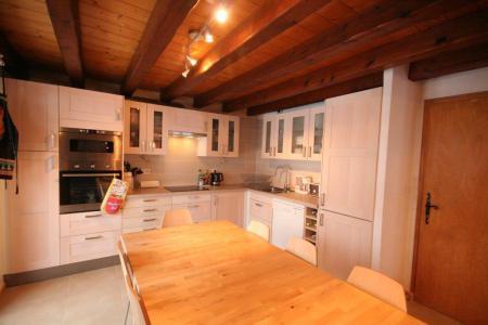 Vakantie in de bergen Chalet 7 kamers 12 personen (IsardCH) - Résidence le Hameau des Rochers - Champagny-en-Vanoise - Keukenblok