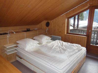 Vacances en montagne Chalet 7 pièces 12 personnes (IsardCH) - Résidence le Hameau des Rochers - Champagny-en-Vanoise - Lit double