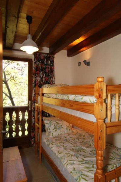 Vacances en montagne Chalet 7 pièces 12 personnes (IsardCH) - Résidence le Hameau des Rochers - Champagny-en-Vanoise - Lits superposés