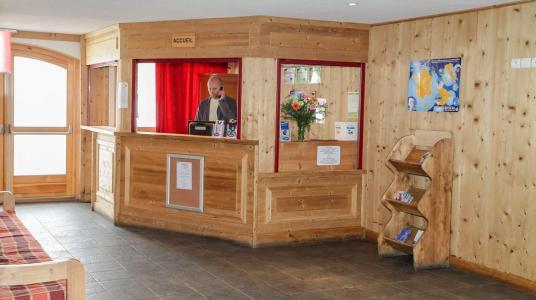Vacances en montagne Résidence le Hameau du Borsat - Tignes - Réception