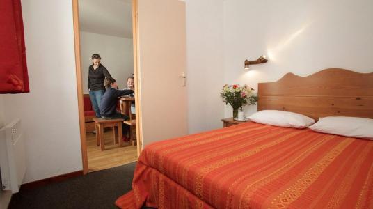Vacances en montagne Résidence le Hameau du Borsat - Tignes - Lit double