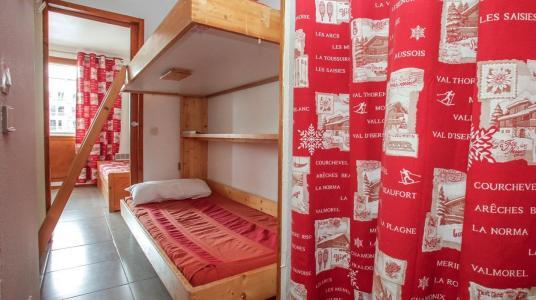 Vacances en montagne Résidence le Hameau du Borsat - Tignes - Lit simple