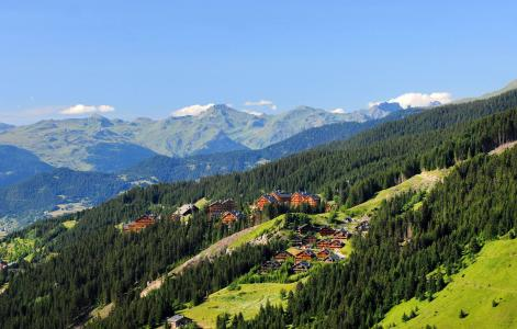 Location au ski Résidence le Hameau du Mottaret - Méribel-Mottaret - Extérieur été