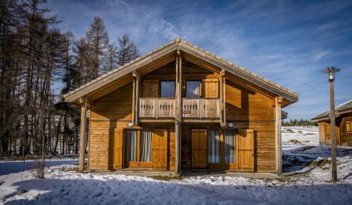 Rent in ski resort Résidence le Hameau du Puy - Superdévoluy - Summer outside