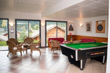 Vacances en montagne Résidence le Hameau du Puy - Superdévoluy