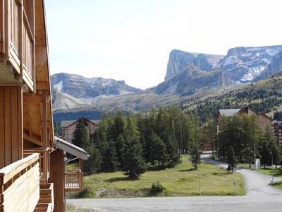 Location au ski Residence Le Hameau Du Puy - Superdévoluy - Extérieur été