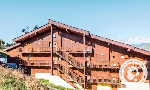 Location au ski Résidence le Hameau du Sauget - Maeva Home - Montchavin La Plagne - Extérieur été