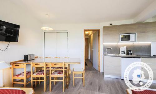Location au ski Appartement 3 pièces 6 personnes (Confort 50m²-3) - Résidence le Hameau du Sauget - Maeva Home - Montchavin La Plagne - Extérieur été