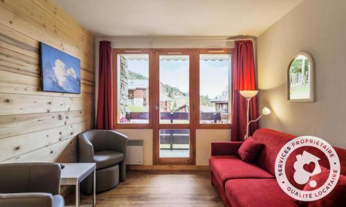 Location au ski Appartement 2 pièces 4 personnes (Sélection 25m²-2) - Résidence le Hameau du Sauget - Maeva Home - Montchavin La Plagne - Extérieur été