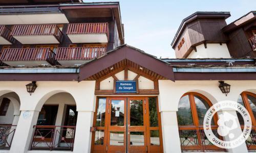 Location au ski Appartement 2 pièces 5 personnes (Confort 22m²) - Résidence le Hameau du Sauget - Maeva Home - Montchavin La Plagne - Extérieur été