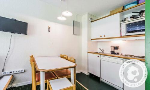 Location au ski Studio 4 personnes (Confort 22m²) - Résidence le Hameau du Sauget - Maeva Home - Montchavin La Plagne - Extérieur été