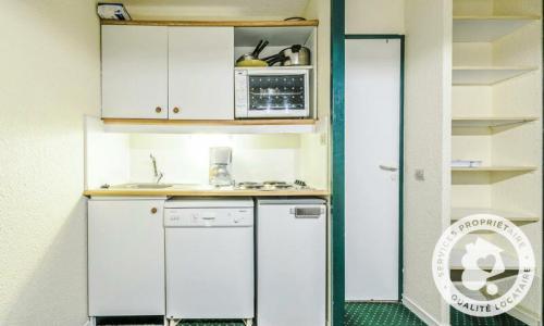 Location au ski Appartement 2 pièces 4 personnes (Confort 22m²) - Résidence le Hameau du Sauget - Maeva Home - Montchavin La Plagne - Extérieur été
