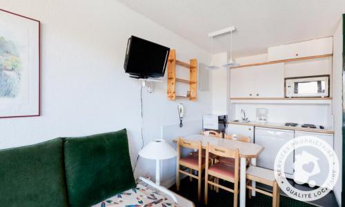 Location au ski Studio 4 personnes (Confort -2) - Résidence le Hameau du Sauget - Maeva Home - Montchavin La Plagne - Extérieur été