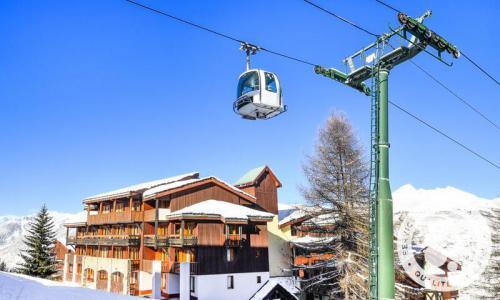 Location au ski Appartement 3 pièces 7 personnes (Confort -3) - Résidence le Hameau du Sauget - Maeva Home - Montchavin La Plagne - Extérieur été
