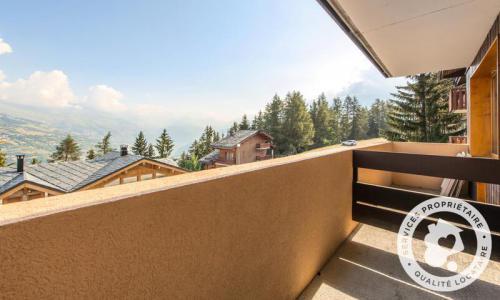 Location au ski Appartement 2 pièces 4 personnes (25m²-3) - Résidence le Hameau du Sauget - Maeva Home - Montchavin La Plagne - Extérieur été