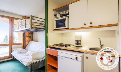 Location au ski Studio 5 personnes (Confort 27m²) - Résidence le Hameau du Sauget - Maeva Home - Montchavin La Plagne - Extérieur été