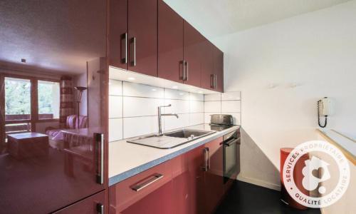 Location au ski Appartement 2 pièces 6 personnes (Confort -1) - Résidence le Hameau du Sauget - Maeva Home - Montchavin La Plagne - Extérieur été