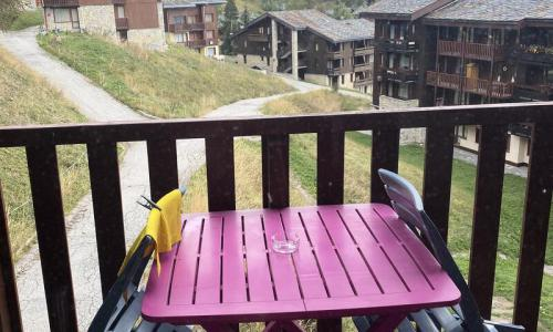 Location au ski Appartement 2 pièces 4 personnes (Confort -2) - Résidence le Hameau du Sauget - Maeva Home - Montchavin La Plagne - Extérieur été